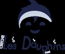 Logo crèche Les Dauphins